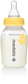 Breastmilk Bottle 150ml<br>with Teat,Medela